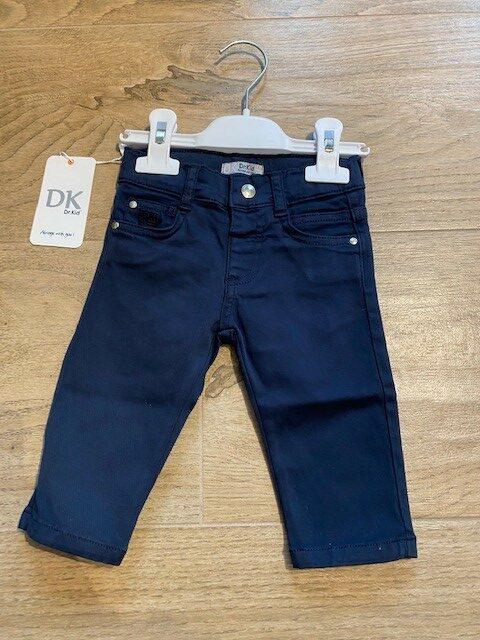 dr kid lange broek blauw